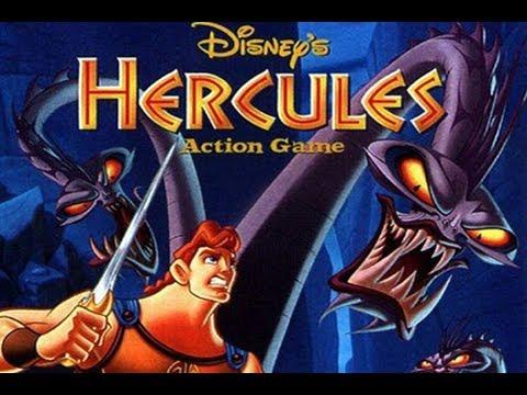 hercules playstation game