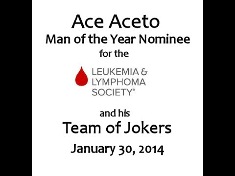 Ace Aceto's Team of Jokers Video Update 1