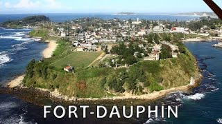 Taolagnaro Madagascar  City new picture : Fort-Dauphin (Madagascar) - 2014