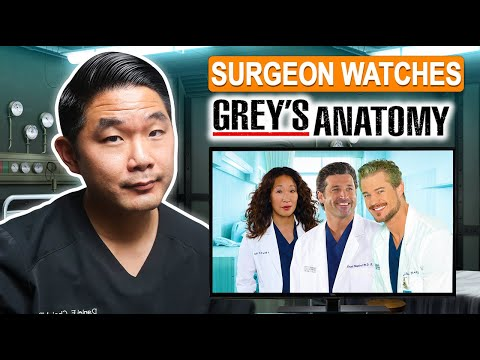 Real Surgeon Reacts to Grey's Anatomy PLANE CRASH AFTERMATH Part TWO