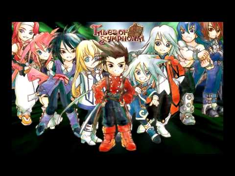 Tales of Symphonia OST - Behind us