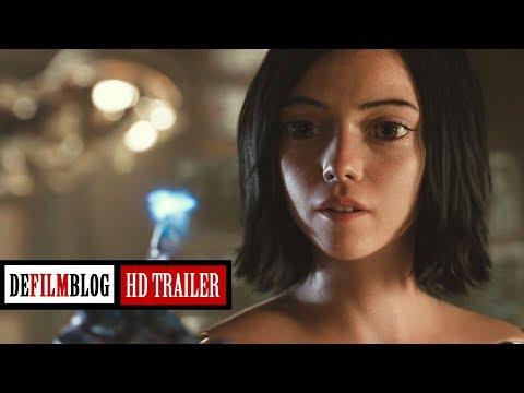 Alita: Battle Angel (2019) Official HD Trailer #3 [1080p]