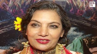 Shabana Azmi Interview Bollywood MagicSubscribe to Red Carpet News: http://bit.ly/1s3BQ54Red Carpet News TV talks to Bollywood stars Farhan Akhtar, Javed Akhtar, Shabana Azmi and Irrfan Khan at the BAFTA tribute to India cinema and director K. Asif's iconic masterpiece Mughal-E-Azam.  We also speak to Deepesh Salgia about the restored and colourized version of Mughal-E-Azam and Feroz Khan about the musical stage adaptation. Check out our other videos for more exclusive Indian cinema content, thanks for watching and don't forget to subscribe. Red Carpet News brings you all the latest Film & Entertainment News. Featuring exclusive content and interviews for Game Of Thrones, Sherlock, Marvel, Star Wars, Harry Potter, Downton Abbey, Doctor Who and so much more.Visit our homepage at http://www.redcarpetnewstv.com or follow us on Twitter @RedCarpetNewsTV for exclusive daily updates, reviews, photo galleries and more. Don't forget to subscribe and thanks for watching