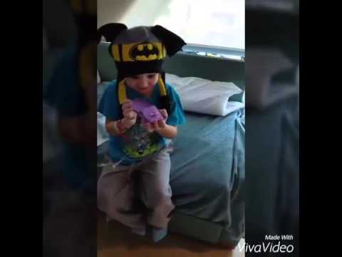 A 5 Year-Old, Fighting Cancer, Proposes to His Favorite Nurse