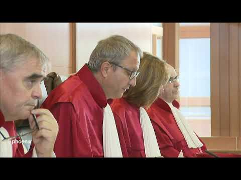 Bundesverfassungsgericht: Urteil zur EU-Bankenunion am ...