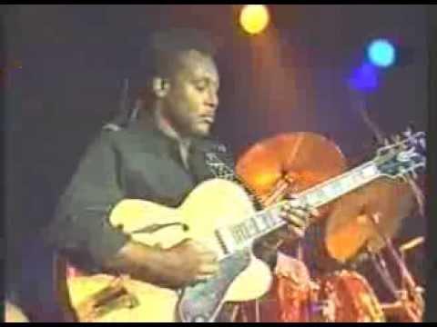George Benson / McCoy Tyner Montreux 1989
