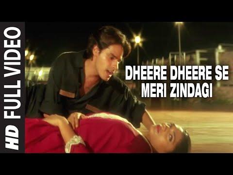 Dheere Dheere Se Meri Zindagi Mein Aana - Aashiqui