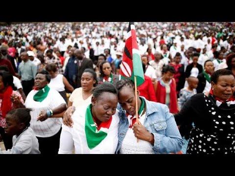 Στις 17 Οκτωβρίου οι επαναληπτικές εκλογές στην Κένυα