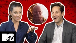 Video Ant-Man And The Wasp Cast Talk Post Credits, Infinity War Theories,  And Deleted Scenes | MTV Movies MP3, 3GP, MP4, WEBM, AVI, FLV September 2018