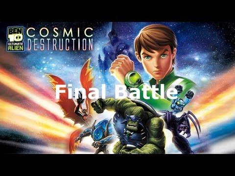 ben 10 ultimate alien cosmic destruction xbox 360 part 2