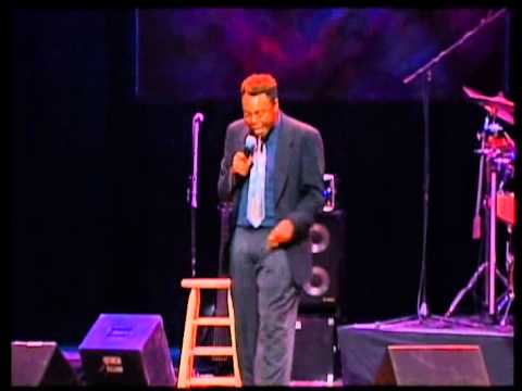 Michael Winslow Comedy Sound Slapdown!- Andy and sons & lassy