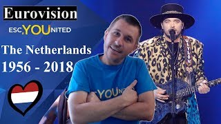 Video The Netherlands in Eurovision: All songs from 1956-2018 (REACTION) MP3, 3GP, MP4, WEBM, AVI, FLV Desember 2018