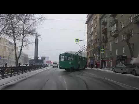 В Новосибирске маленько похолодало