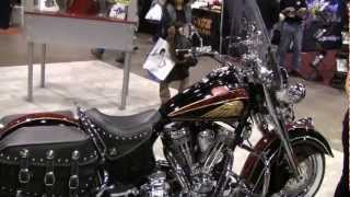 1. 2013 Indian Chief Vintage