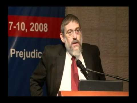 MK Rabbi Michael Melchior, Chairman, Education, Culture, and Sports Committee  [14:51 min]
