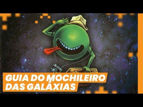 O GUIA DO MOCHILEIRO DAS GALÁXIAS: a comédia que mudou tudo! | CLUBE DE LEITURA MIKANNN #04