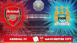 Community Shield 2014: Arsenal Vs Man City - My Thoughts!