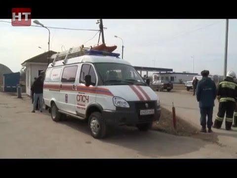 В Великом Новгороде полицейские ведут проверку по факту обнаружения предметов, похожих на оружие и боеприпасы