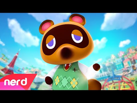 Animal Crossing: New Horizons Song | Beat of the Island