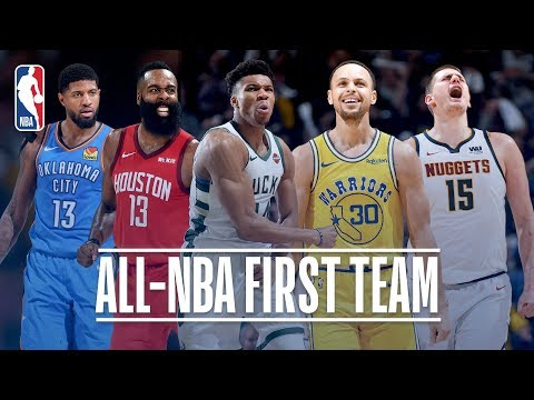 The Best Of The 2018-19 NBA All-NBA First Team!