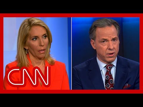 'Dumpster fire': See Jake Tapper and Dana Bash's blunt reaction to debate