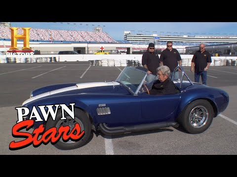 Pawn Stars: 4 Fast Cars That Burn Rubber | History