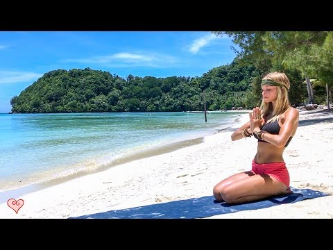 Yin Yoga Class ♥ Release Stress & Feel Amazing In 30 Minutes | Borneo
