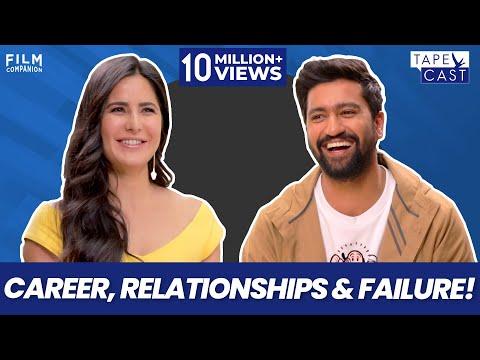 Katrina Kaif and Vicky Kaushal | TapeCast Season 2 Episode 6 | Film Companion