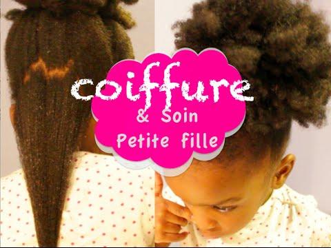 Coiffure et Soin des cheveux d'enfant par Marcia Beauté