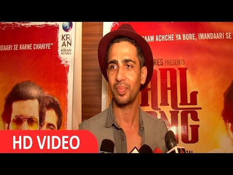 Gulshan Devaiya At Special Screening Of Film Laal Rang