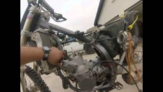 4. 2000 Suzuki RM 250 Top End Rebuild