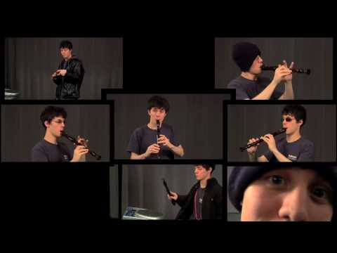 recorder - SUBSCRIBE! I promise, it's fun :1 http://bit.ly/SubscribeKHS Oh Jake... I didn't want to have to do this, but you forced my hand... You can share your though...