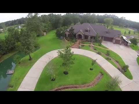 Private Estate on 10 AC near The Woodlands