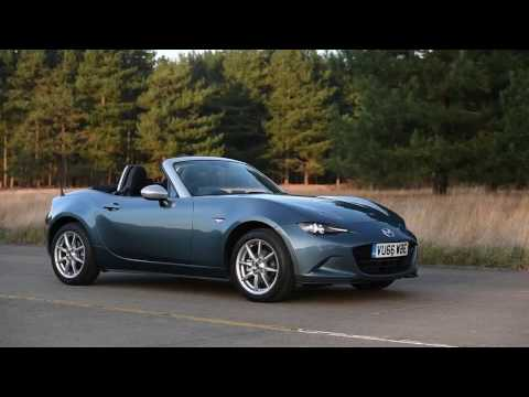 Mazda MX-5 Arctic Limited Edition