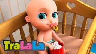 Bebe și tata (Johny, Johny Yes Papa în română)   TraLaLa