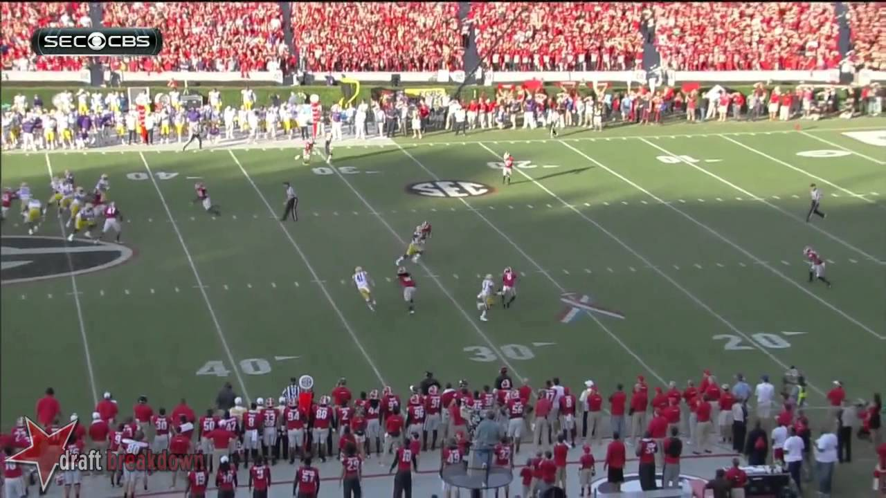 Zach Mettenberger vs Georgia (2013)