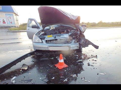 Russian Car crash compilation September week 2