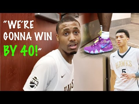 """WE'RE GONNA WIN BY 40!"" JQ & Luther Muhammad Talk Smack & EMBARRASS Opponent!"