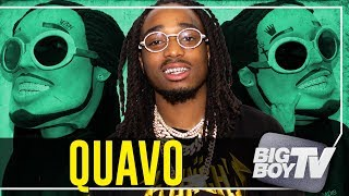 Video Quavo on Touring w/ Drake, Winning an AMA & His Relationship Status MP3, 3GP, MP4, WEBM, AVI, FLV Desember 2018