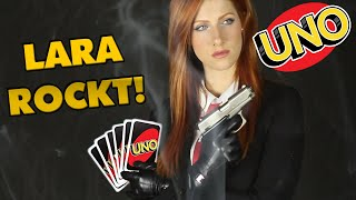 Lara - Herrscherin der Karten | UNO