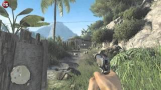 Far Cry 3. Демонстрация геймплея