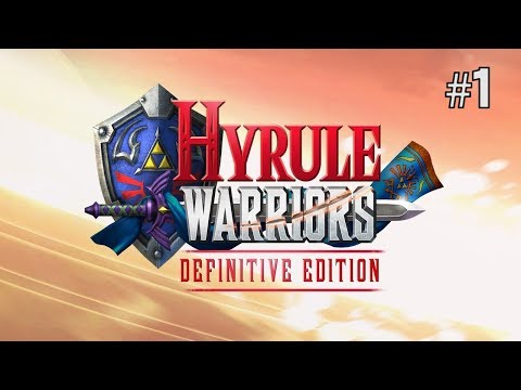 Twitch Livestream  Hyrule Warriors: Definitive Edition Part 1 [Switch]