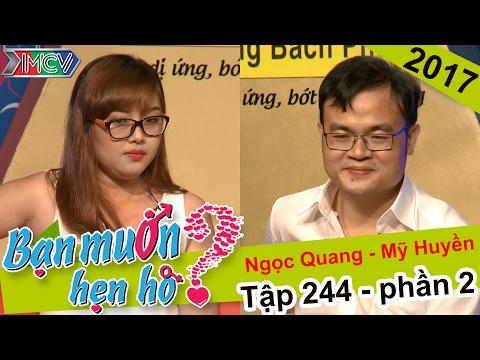 Bạn Muốn Hẹn Hò Tập 244 cặp đôi 2