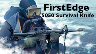 Nonton Navy Seal Knives - FirstEdge 5050 Fixed Blade Survival Knife Film Subtitle Indonesia Streaming Movie Download