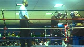 D`mitrius Ballard Vs Monreco Goldston 165Lbs Golden Gloves 2012 Open Div.
