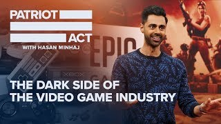 Video The Dark Side of the Video Game Industry | Patriot Act with Hasan Minhaj | Netflix MP3, 3GP, MP4, WEBM, AVI, FLV Agustus 2019