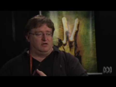 Co je to pirátství podle Gaba Newella