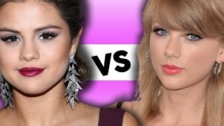 Taylor Swift VS Selena Gomez – Best Style of 2014