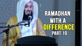 Ramadhan with a Difference - Day 10 - Abu Ayyub al Ansari&Abu Dhar al Ghifari (RA) - Mufti Menk