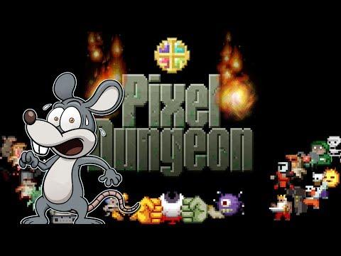 Fackujeme Krysy - Pixel Dungeon